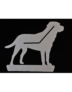 Labrador Retriever Clock