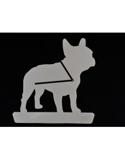 French Bulldog Clock