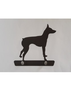 Hang pets'accessories Dobermann