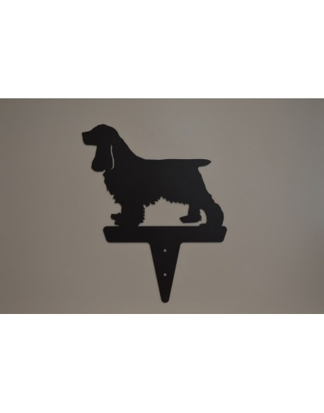 Cocker Spaniel for garden