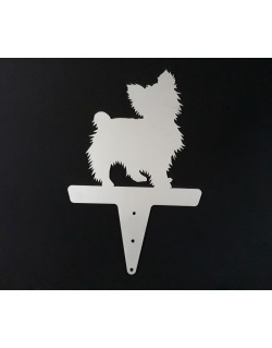 Yorkshire Terrier for garden